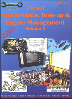 Diesel Maintenance, Tune-up & Engine Management Vol. 2