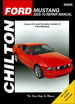 Ford Mustang Repair Manual 2005-2010