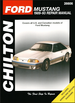 Ford Mustang Repair Manual 1989-1993