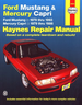 Ford Mustang , Mercury Capri Repair Manual 1979-1993