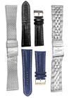 BREITLING 22MM REPLACEMENT BANDS for TITANIUM