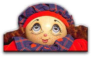 Children's Series Tilly Xenis Music Doll GORGEOUS with Click here to purchase engraving services-Please provide an engraved plaque and enter message below.