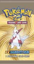 Pok�mon-e Trading Card Game EX SandStorm Booster Pack