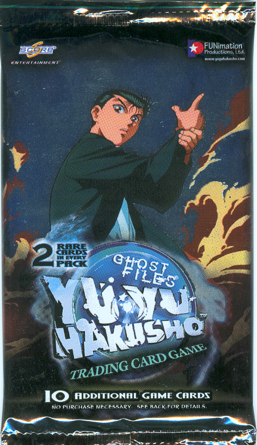 YuYuHakusho GHOST FILES Unlimited Edition Booster Pack