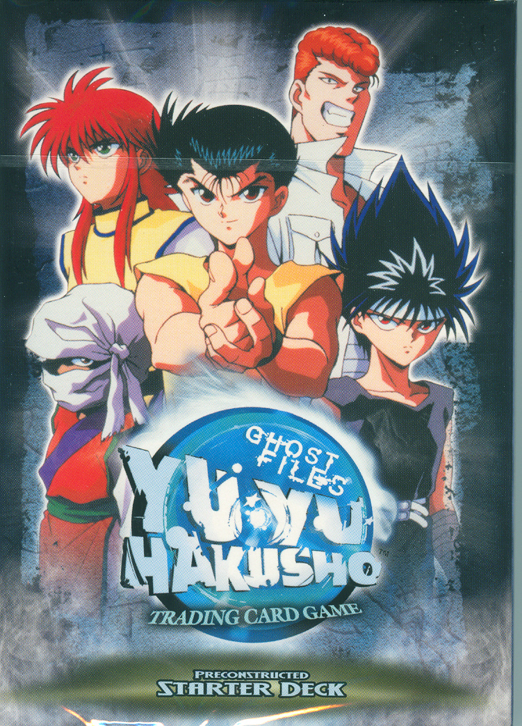 YuYuHakusho GHOST FILES Standard (Unlimited) Edition Starter Deck