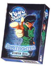 YuYuHakusho GHOST FILES 1st Edition Starter Deck