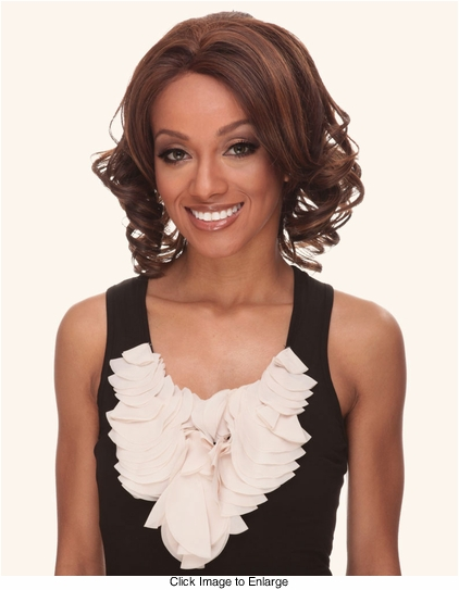 Heat and Styling Friendly Lace Front Wig with Soft Glamour Curls