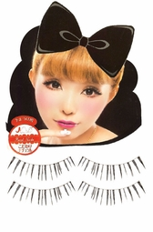 Original Dolly Wink Lashes from Japan in Style Real Nude