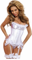 Guaranteed Hourglass Figure Bridal Bustier