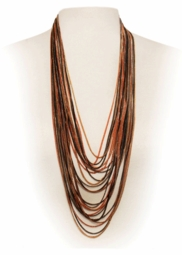"21"" Layered Chain Necklace"