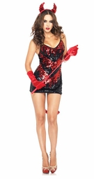 2-Piece Demon Darling Costume
