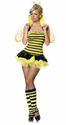 Bumble Bee Queen Costume