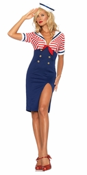 Sexy Pinup Sailor Costume