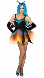 2-Piece Butterfly Fairy Costume