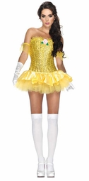 3-Piece Enchanting Beauty Princess Costume