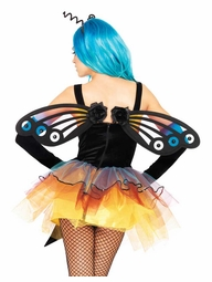 Costumes-Strapless Butterfly Fairy Wings