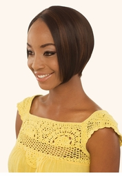 Heat & Styling Friendly Lace Front Wig w/ Classic Super Flattering Bob