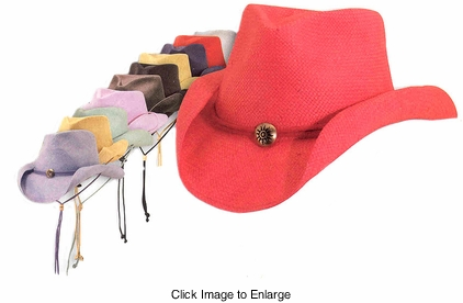 Outback Cowgirl Hat