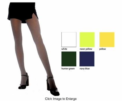 Silky Microfiber Opaque Tights
