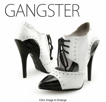 "4.5"" Gangster Shoes"