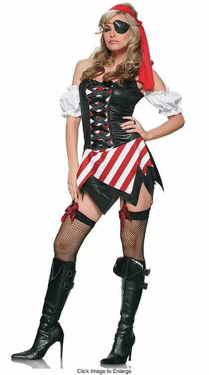 Pirate Mate Costume