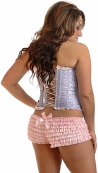 Plus Size The Duchess Burlesque Corset