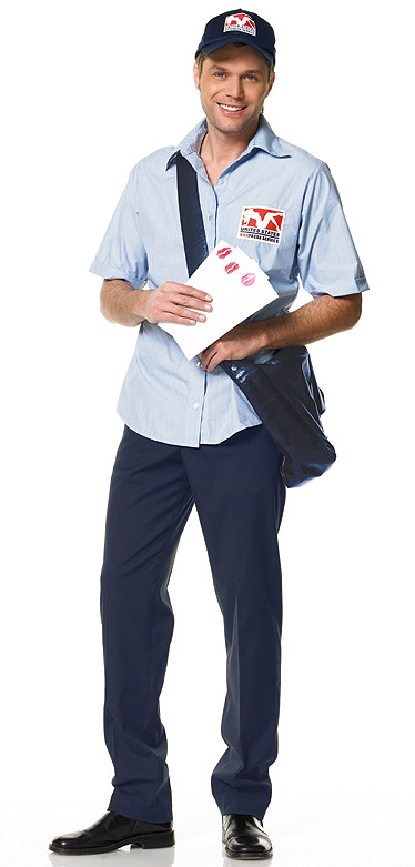 Mail Man Costume