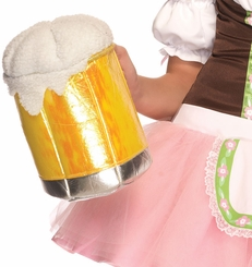 Costumes-Beer Stein Bag