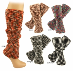 Warm Knit Leg Warmers