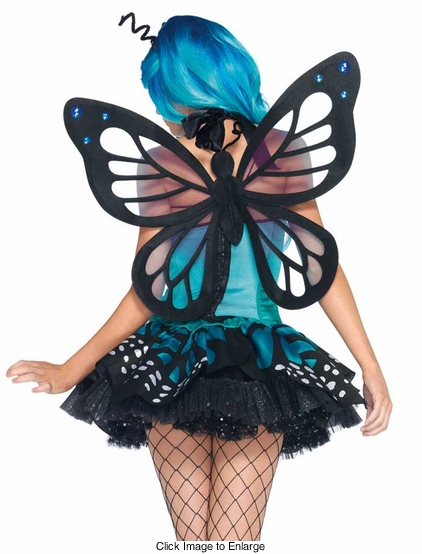 Costumes-Butterfly Fairy Wings