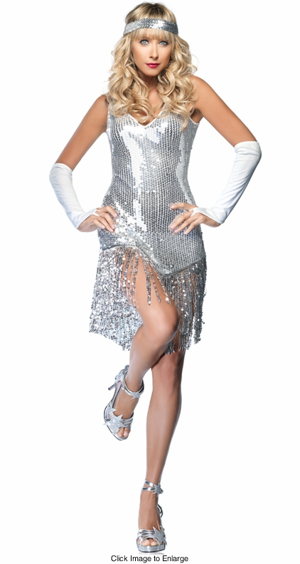 Flapper Babe Costume