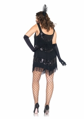 Plus Size 2-Piece Roaring 20's Honey Costume