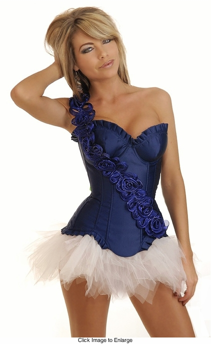 Debutante Corset and Pettiskirt