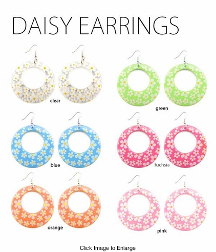 Daisy Gogo Earrings