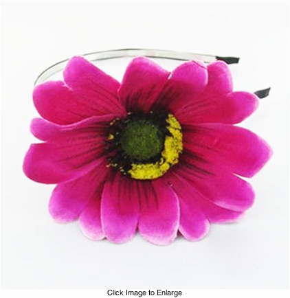 Daisy Headband (available in 6 colors)