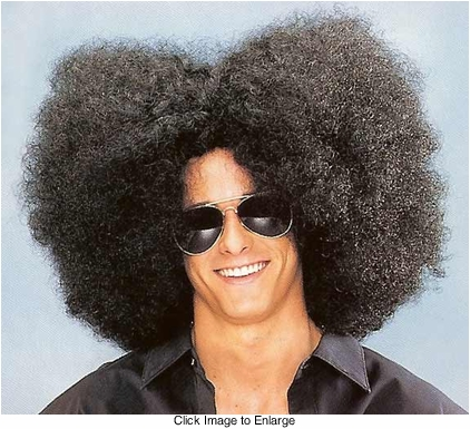 Super Freak Afro Wig