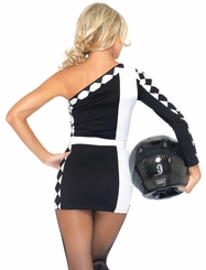 2-Piece First Place Racer Costume
