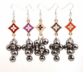 "2.75"" Dangle Earrings"