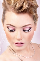 Bejewelled False Lashes