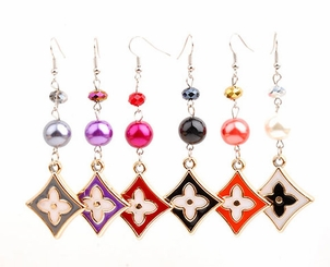 "3.15"" Dangle Earrings"