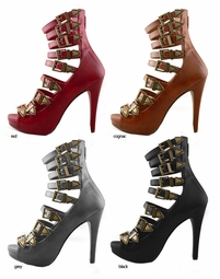 "SALE ** 5"" Shoes with 1"" Hidden Platform ""Karina"" from Michael Antonio"