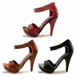 "SALE** 4.5"" Shoes with Contrast Trim ""Fallon"" from Michael Antonio"