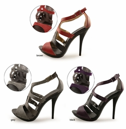 "4"" Sexy Swirl Sandals ""Elaine""  from Michael Antonio"