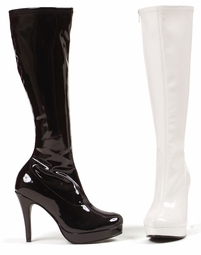 "Gogo Boots with 4"" Spike Heel"