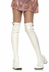 "3"" Tall Over The Knee Gogo Boots"