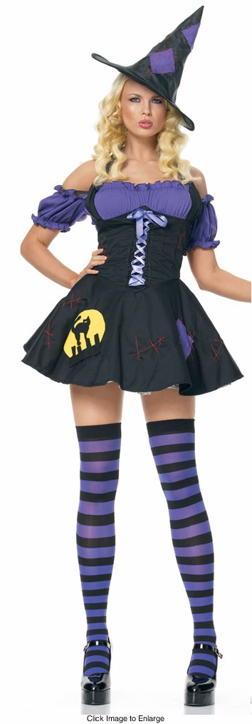 Magic Witch Costume