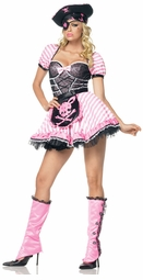 Pinky The Pirate Costume