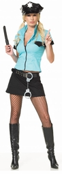 Frisky Officer Police Costume