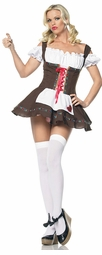 German Beer Garden Girl Costume