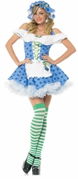 Blueberry Muffin Strawberry Shortcake Costumes